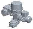 Electric multi-turn actuator MOR 3.4PA-Ex