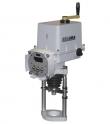 Elektrický servopohon priamočiary STR 0.1PA