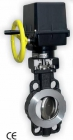 Double offset butterfly valves series 2E-5