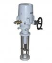 Nevýbušný elektrický servopohon priamočiary UL 1-Ex