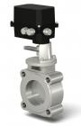 Regulačné klapky plynové (škrtiace)