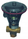 Diaphragm operated valves