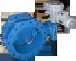Single and Double-eccentric butterfly valves