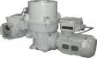Electric multi-turn actuator MOR 3PA-Ex