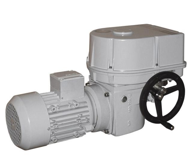 Electric multi-turn actuator MOR 3