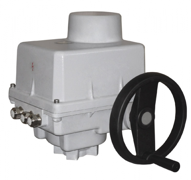 Electric part-turn actuator SPR 3