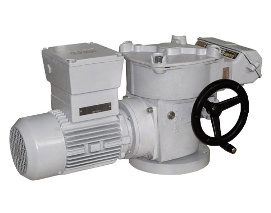 Explosion-proof electric multi-turn actuator MO 3-Ex