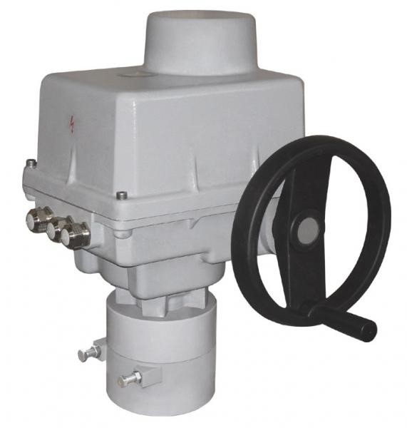 Electric part-turn actuator SP 3.4