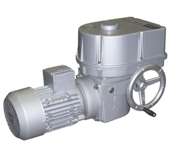 Electric multi-turn actuator MO 4-A