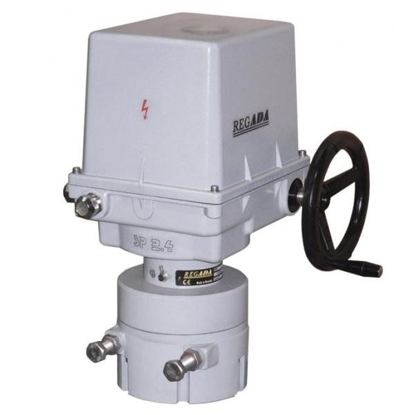 Electric part-turn actuator SPR 2.4