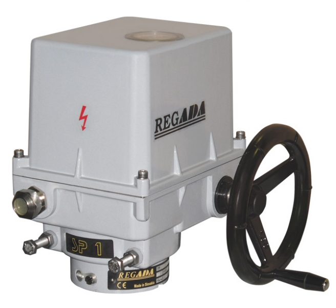 Electric part-turn actuator SP 1-A