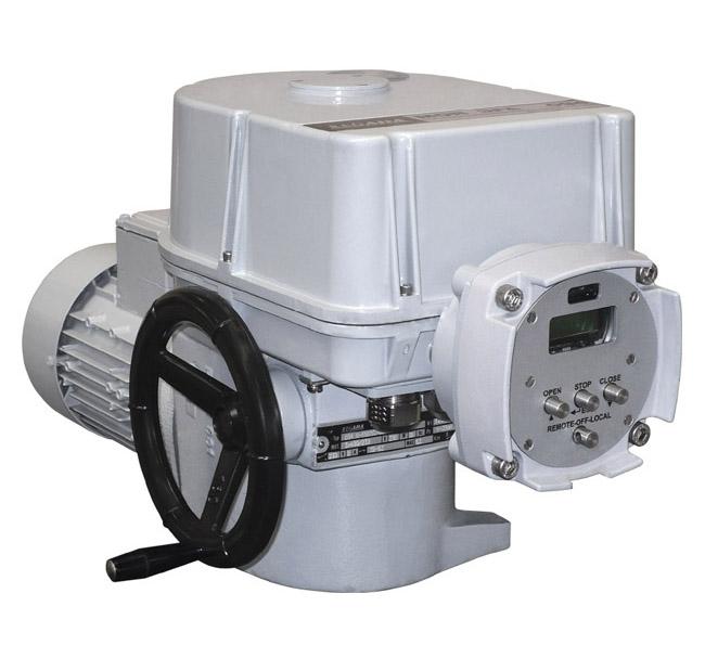 Electric multi-turn actuator MOR 3PA