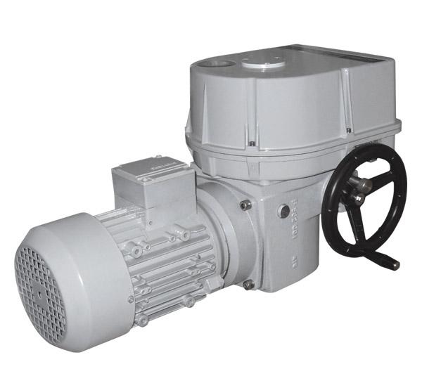 Electric multi-turn actuator MO 4