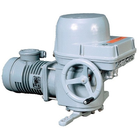 Electric part-turn actuator MPR