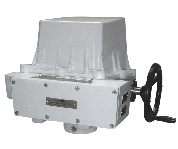 Explosion-proof electric part-turn actuator SP 2-Ex