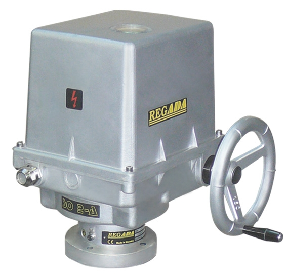 Electric multi-turn actuator SO 2-A