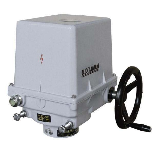 Electric part-turn actuator SP 2-A