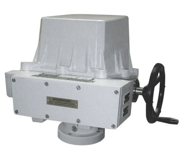 Explosion-proof electric multi-turn actuator SO 2-Ex