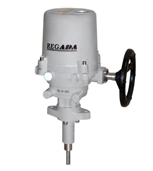Explosion Proof Electric Linear Actuator Ul 0 Ex Regada