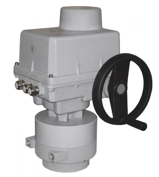 Electric part-turn actuator SPR 3.5