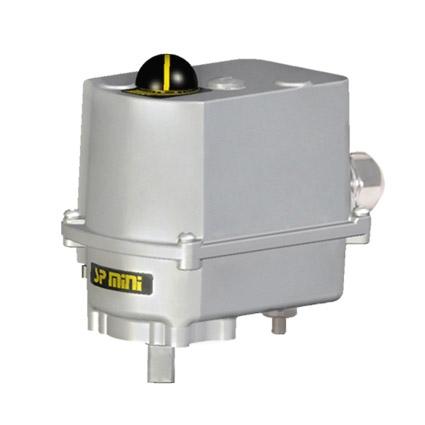 Electric part-turn actuator SP MINI