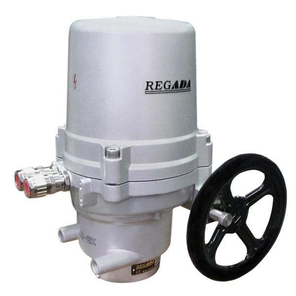 Electric multi-turn actuator UM 2-A
