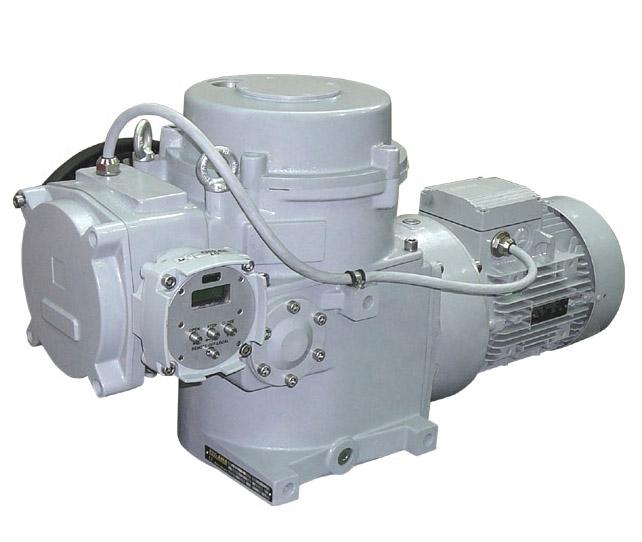 Electric multi-turn actuator MOR 5PA